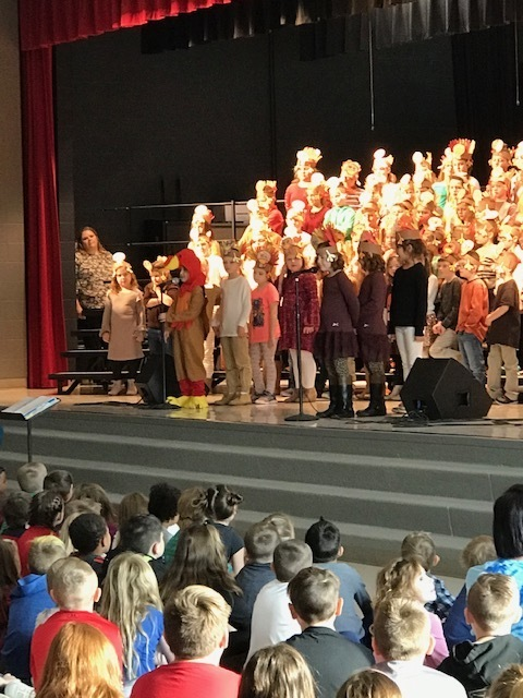 Second Grade Performance