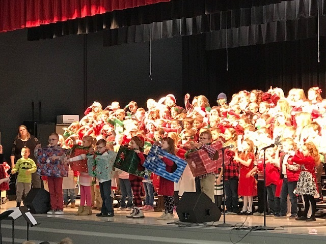 First Grade Performance