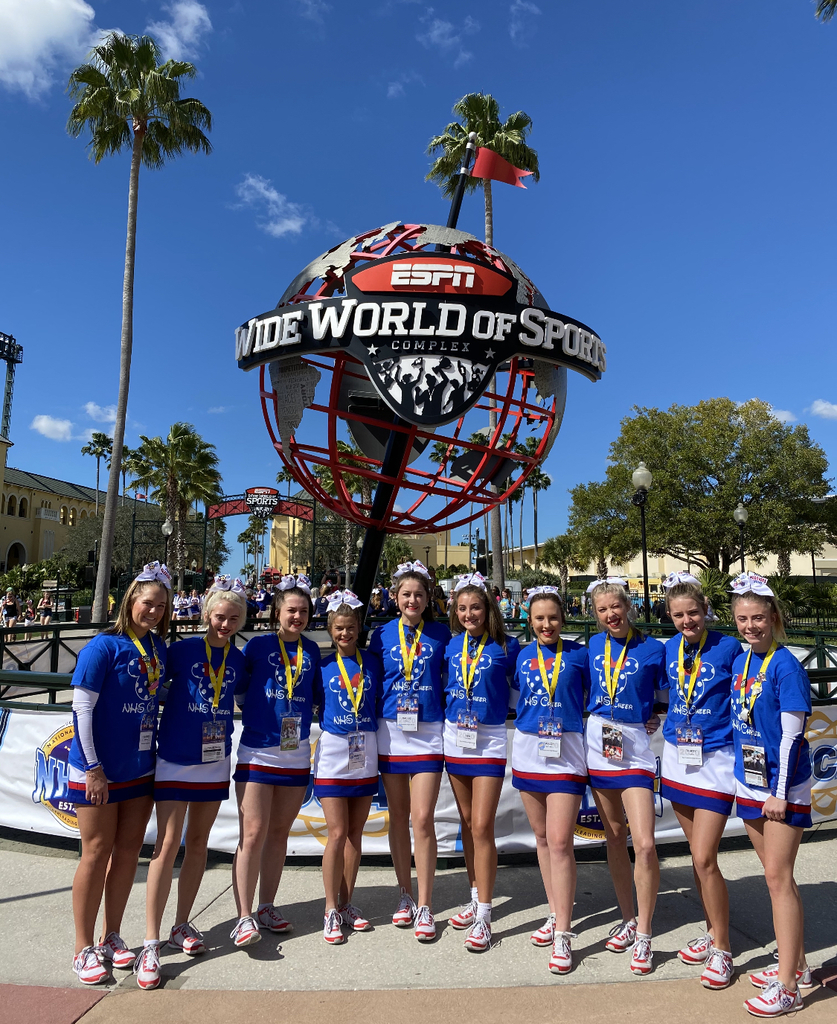 National Competition at Disney