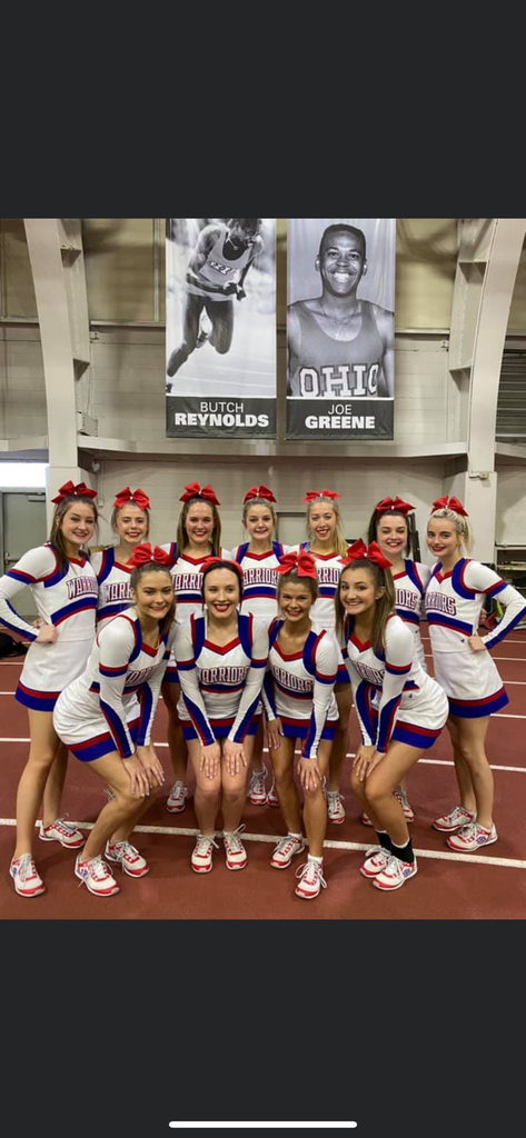 NW Competition Cheer Squad
