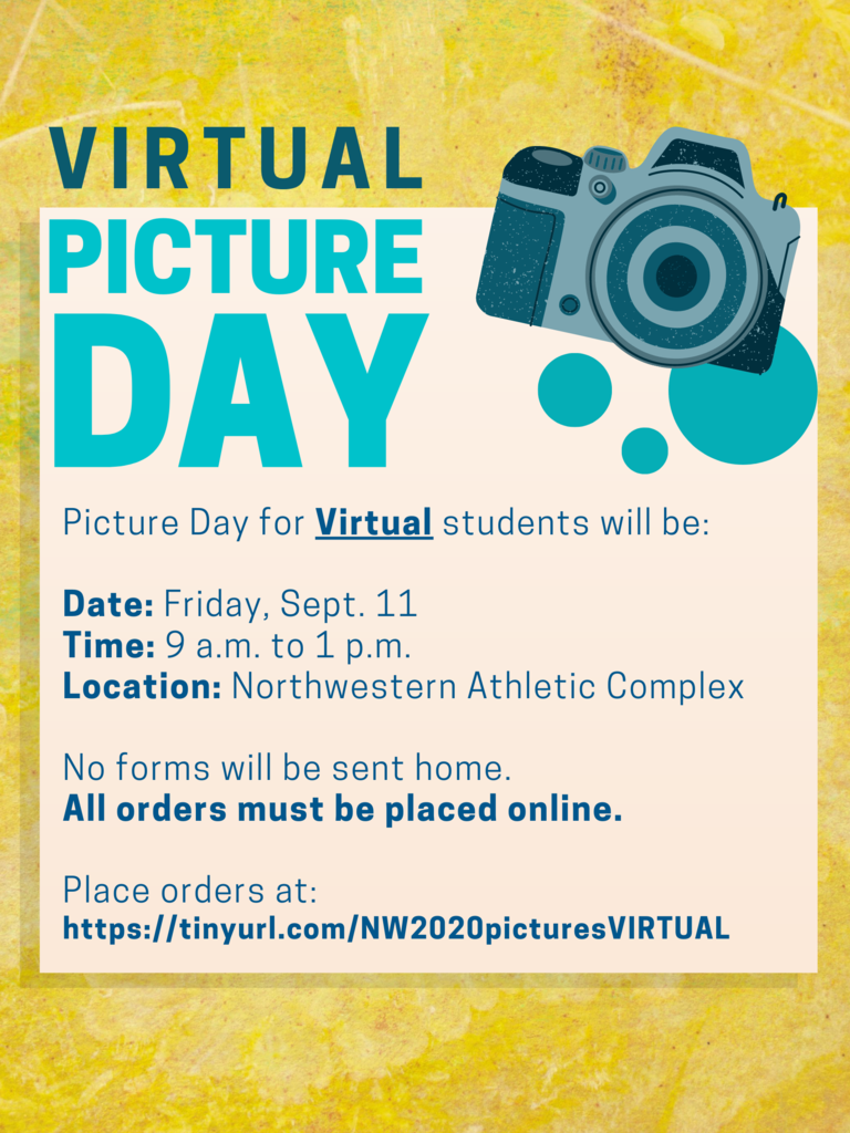 Virtual Picture Day 2020